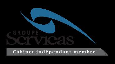 Logo de Groupe Servicas - Girard et Associés Inc. (Cabinet comptable à Montréal et Brossard)