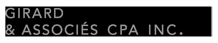 Logo de Girard et Associés CPA Inc.